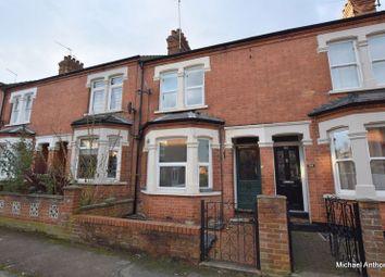 Thumbnail 3 bedroom terraced house for sale in Anson Road, Wolverton, Milton Keynes