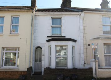 Thumbnail 1 bedroom flat to rent in Shakespeare Road, Gillingham, Kent
