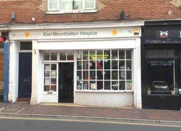 Thumbnail Retail premises to let in Pier Street, Ventnor