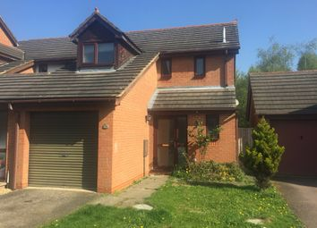 Thumbnail 3 bed semi-detached house for sale in Barkers Piece, Marston Moretaine, Bedford