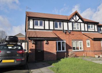 Thumbnail 3 bed semi-detached house for sale in Hollins Close, Wavertree, Liverpool