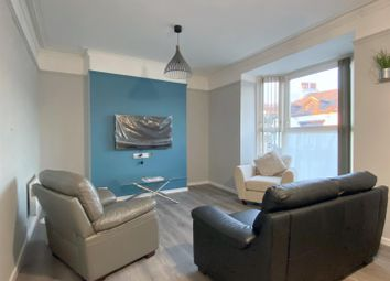 Thumbnail 3 bed flat to rent in Brynymor Road, Swansea