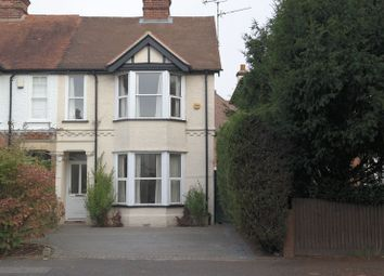 Thumbnail 3 bed semi-detached house to rent in Baring Road, Beaconsfield