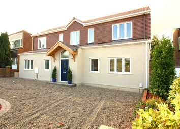Thumbnail 4 bedroom detached house for sale in Mere Close, Orpington