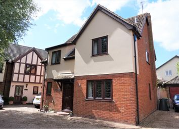 Thumbnail 4 bed detached house to rent in Aylesbury Mews, Basildon