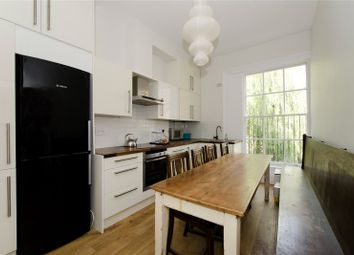 Thumbnail 3 bed flat to rent in Hawley Road, Camden, London
