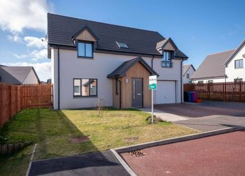 Thumbnail 4 bed detached house for sale in Crathes Court, Elgin