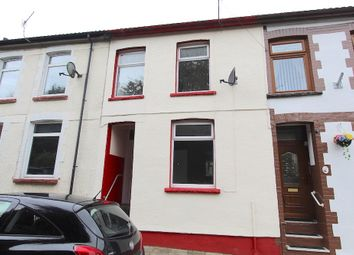 Thumbnail 2 bed terraced house to rent in The Avenue Pontygwaith -, Porth