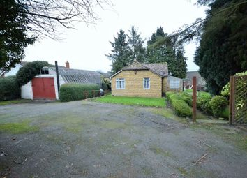 Thumbnail 3 bed detached bungalow for sale in Ronhill Lane, Cleobury Mortimer, Kidderminster