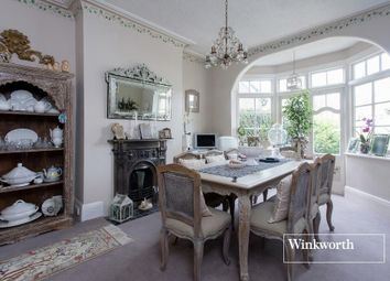 Thumbnail 4 bed semi-detached house for sale in Holden Road, Woodside Park, London