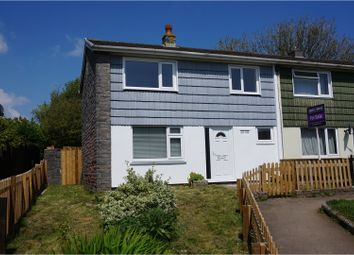 Thumbnail 3 bed end terrace house for sale in Dungarth Green, Liskeard