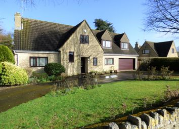 Thumbnail 4 bed detached house for sale in London Road, Cirencester