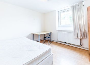 Thumbnail 4 bed flat to rent in Agar Grove, London