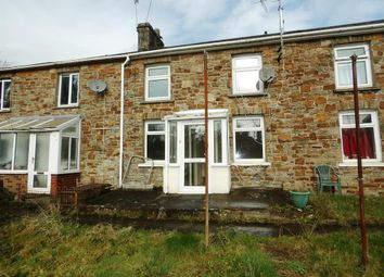 Thumbnail 2 bed terraced house to rent in Cae Bryn, Bridgend
