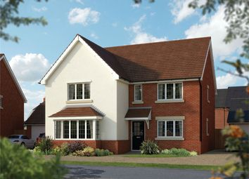Thumbnail 5 bed detached house for sale in The Arundel, St Marys, Kings Fields, Biddenham