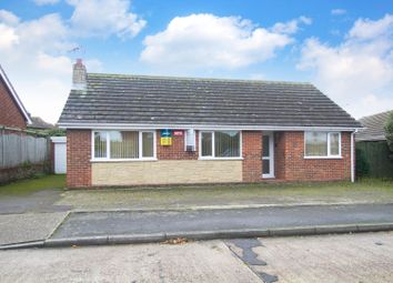 Thumbnail 3 bedroom detached bungalow for sale in Holmscroft Road, Herne Bay