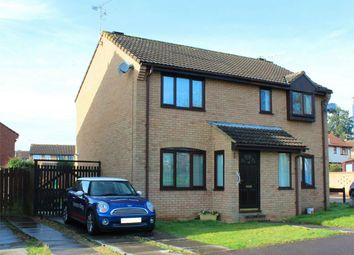 Thumbnail 2 bed semi-detached house for sale in Bircham Road, Taunton, Somerset