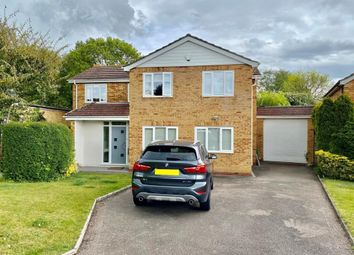 Thumbnail 4 bed detached house for sale in Pollard Close, Goff's Oak Waltham Cross