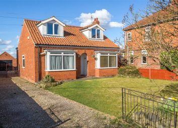Thumbnail 5 bedroom detached bungalow for sale in Hull Road, Dunnington, York