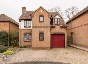 Thumbnail 3 bed detached house for sale in Hop Garden Road, Hook