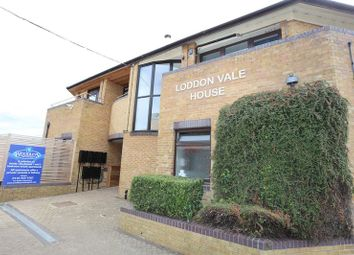 Thumbnail 1 bedroom flat to rent in Loddon Vale House, Hurricane Way, Woodley
