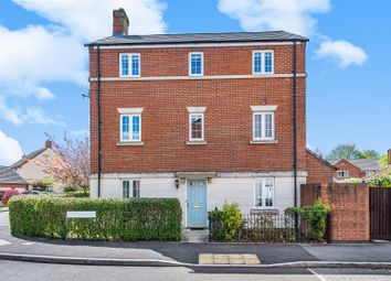Thumbnail 4 bed semi-detached house for sale in Golden Road, Roundway, Devizes