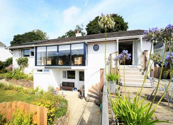 Thumbnail 4 bed detached house for sale in Trevellan Road, Mylor, Cornwall