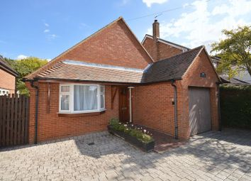 Thumbnail 2 bed detached bungalow for sale in Churchway, Haddenham, Aylesbury
