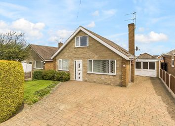 Thumbnail 4 bed detached bungalow for sale in Wood Close, Wingerworth, Chesterfield