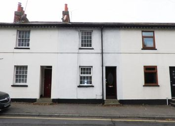 Thumbnail 2 bed terraced house for sale in Chapel Street, Billericay