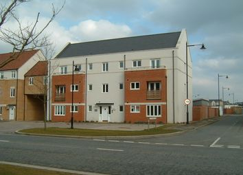 Thumbnail 2 bed flat to rent in Broad Street, Great Cambourne