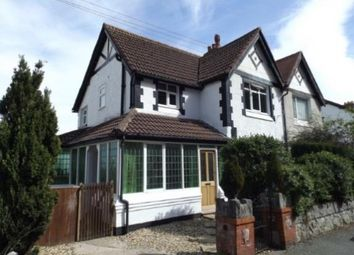 Thumbnail 3 bed semi-detached house for sale in Seafield Road, Colwyn Bay, Conwy