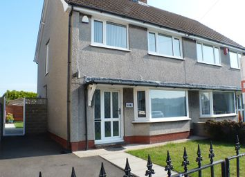 Thumbnail 3 bedroom semi-detached house to rent in Middle Road, Gendros, Swansea