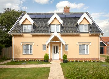 Thumbnail 4 bedroom detached house for sale in Wangford Road, Reydon, Southwold