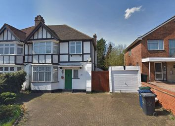 Thumbnail 4 bed semi-detached house for sale in Manor Road, Barnet
