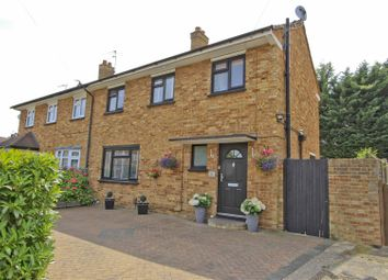 Thumbnail 3 bed semi-detached house for sale in Gorse Walk, West Drayton