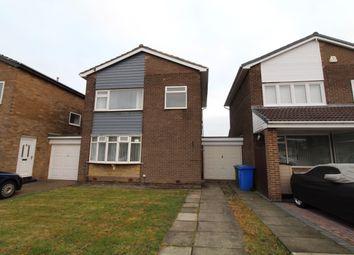 Thumbnail 3 bed link-detached house for sale in Harnham Grove, Cramlington