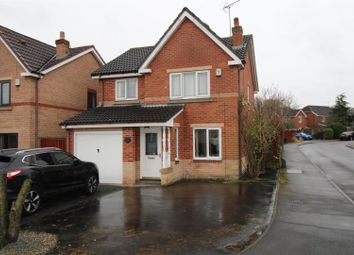 3 bed detached house for sale in Applewood Close, Worksop S81