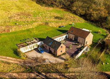 Thumbnail 4 bedroom barn conversion for sale in Lydart, Monmouth