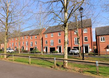 Thumbnail 4 bed town house for sale in Pentland Drive, Greylees, Sleaford