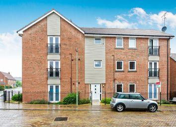 Thumbnail 2 bed flat for sale in Englefield Way, Basingstoke