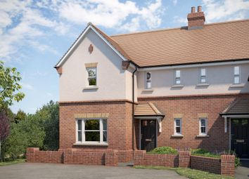 Thumbnail 2 bedroom semi-detached house for sale in Bromley Road, Colchester