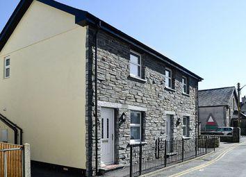 Thumbnail 2 bed semi-detached house for sale in 1, New Road, Blaenau Ffestiniog, Gwynedd