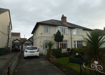 Thumbnail 3 bed semi-detached house for sale in Prenton Road East, Tranmere, Birkenhead