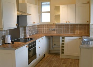Thumbnail 2 bed flat to rent in Ground Floor Flat, 46 Marine Parade, Hythe