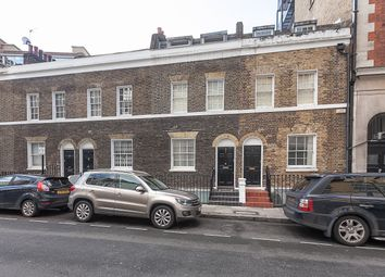 Thumbnail 4 bedroom terraced house for sale in Guildhouse Street, London