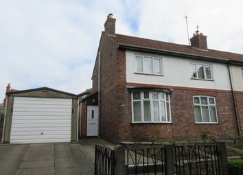 Thumbnail 3 bed semi-detached house for sale in Manchester Road, Prescot
