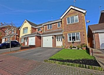 Thumbnail 4 bed detached house for sale in Willow Close, Beddau