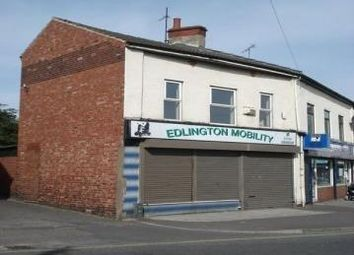 Thumbnail Retail premises to let in 10 Central Terrace, Edlington, Doncaster, South Yorkshire