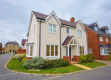 4 bed detached house for sale in Elder Close, Didcot OX11